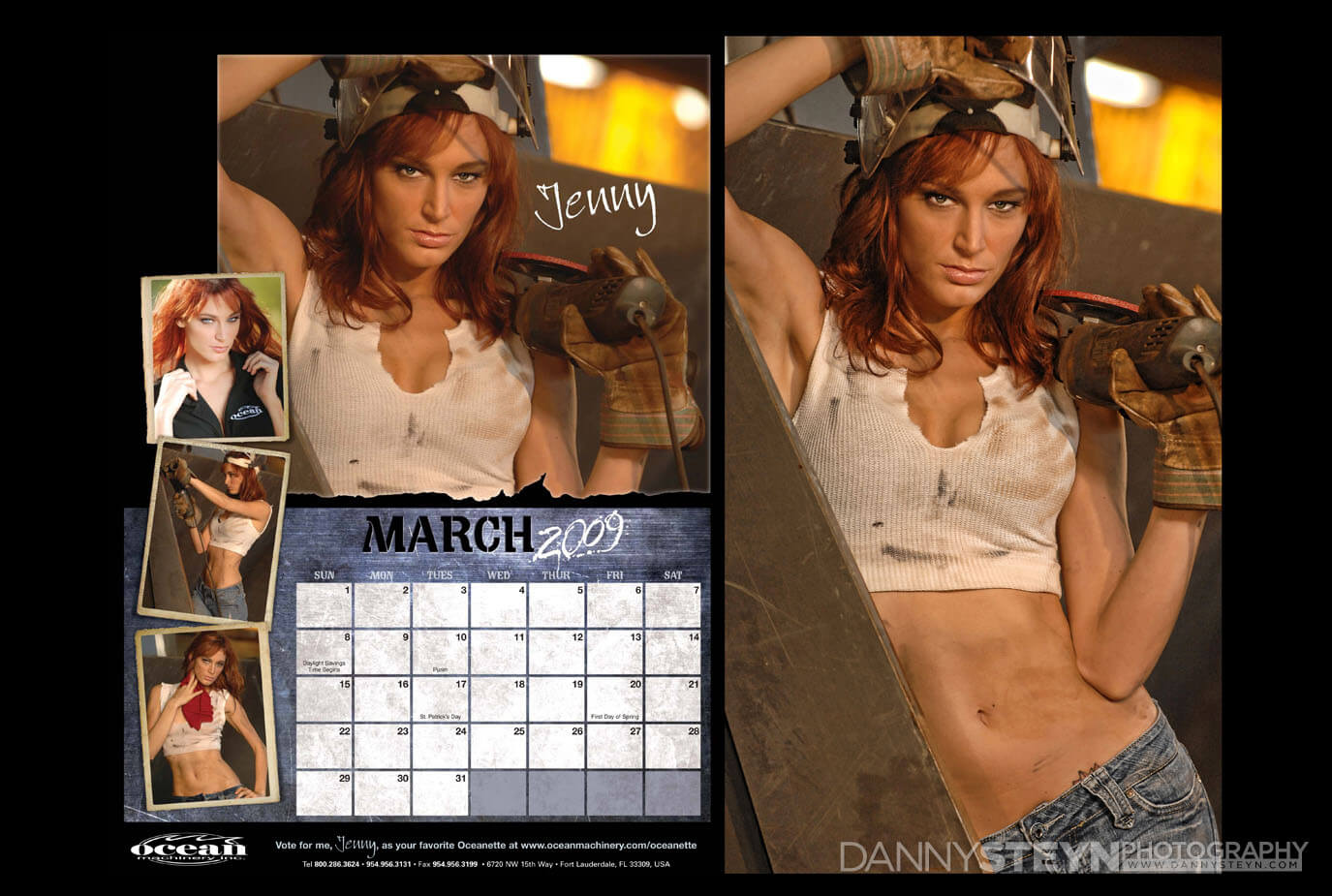 calendar photographer fort lauderdale