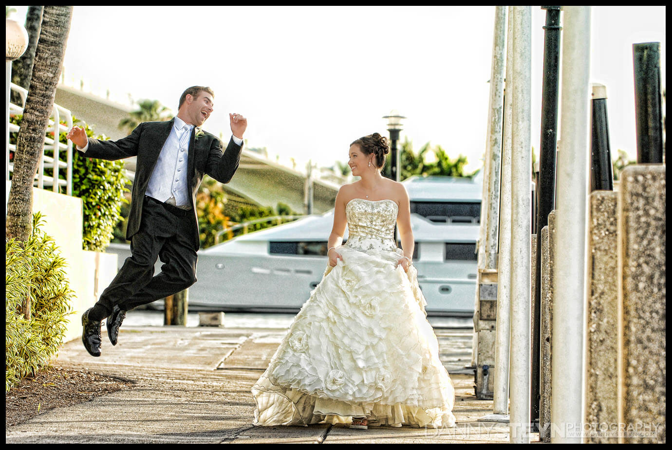 wedding photography hyatt pier 66 fort lauderdale